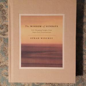 Oprah Winfrey book